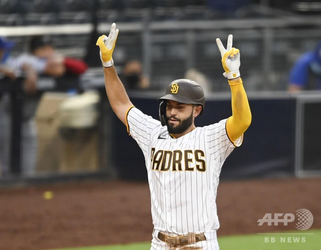 パドレスが4試合連続の満塁本塁打、MLB新記録を樹立