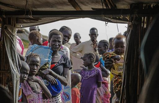 国連、南スーダン激戦地撤退で「30万人への支援途絶」
