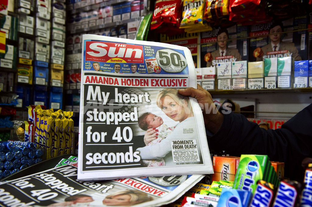 英大衆紙サン日曜版「サン・オン・サンデー」、創刊号売り上げは300万部