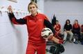 プスカシュ賞でスーパースターに挑む女子サッカー選手