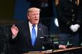 トランプ氏、北朝鮮の「完全破壊」警告 国連総会で初演説