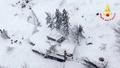 雪崩がホテルを直撃、25人死亡の恐れ 地震頻発の伊中部