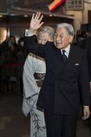 天皇・皇后両陛下、歌舞伎を鑑賞