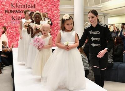 モデルのココ・ロシャさんも親子で参加、NYで小児がん患者の支援イベント