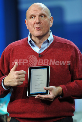 HP、新型タブレット端末「スレート」の動画を公開