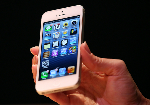 アップルが「iPhone5」を発表、日本などで21日発売