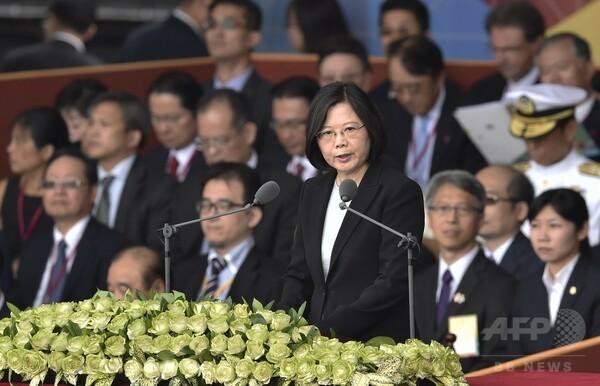 台湾、アフリカのサントメ・プリンシペと断交=蔡政権で初、中国が圧力か