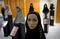イスラム・ファション展示会、テヘランで開催