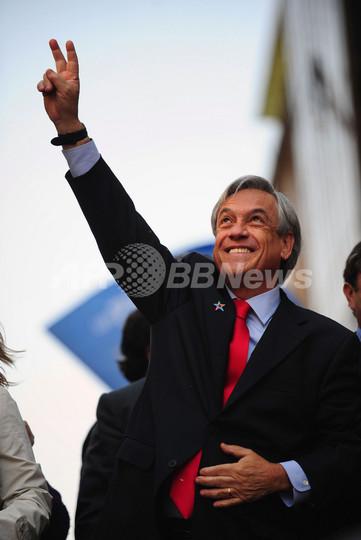 南米チリ、各候補を悩ませるたった2秒の政見放送