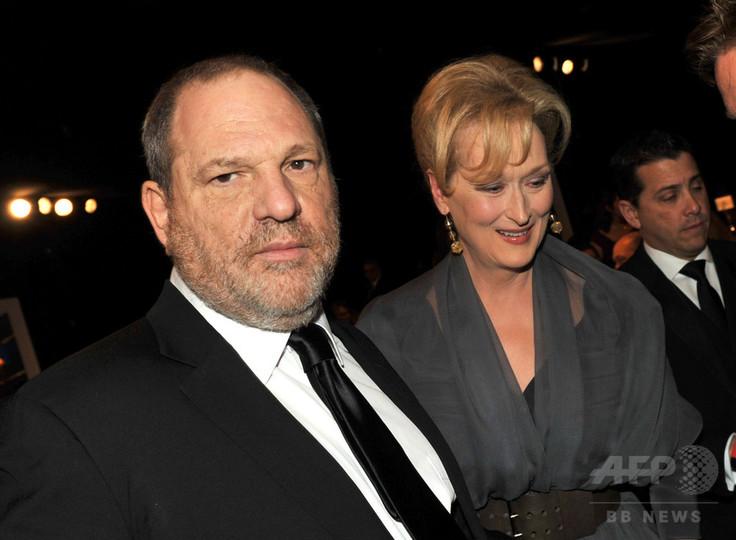 ハリウッドの女優ら300人余、セクハラ撲滅キャンペーン始動