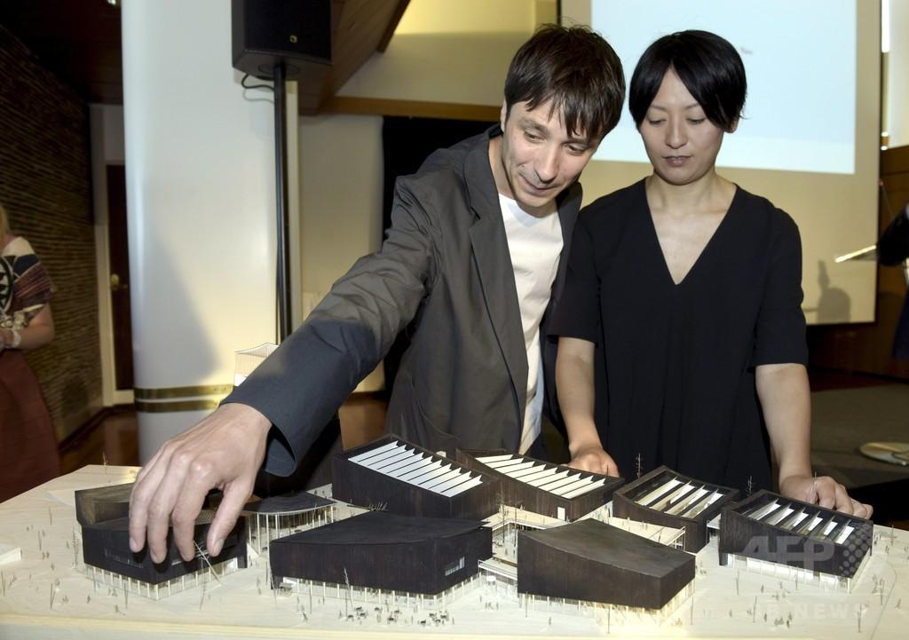 フィンランドで計画の新美術館、楠氏らのデザインがコンペ優勝