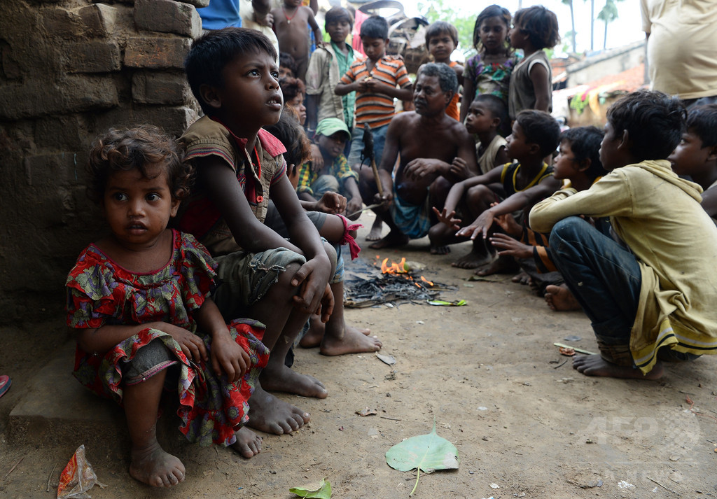 印カースト最下層にさげすまれる社会集団「ネズミを食べる人」