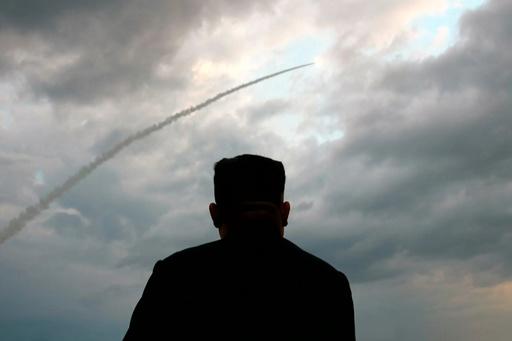北朝鮮がまた「飛翔体」発射 韓国軍