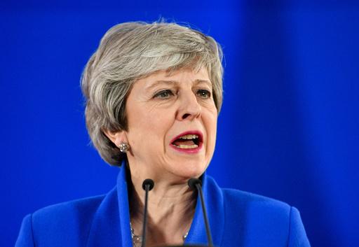 「一刻も早い離脱」 英首相、再延期決定後に強調