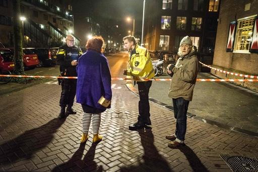 アムステルダムで銃撃、3人死傷 警察はテロ否定