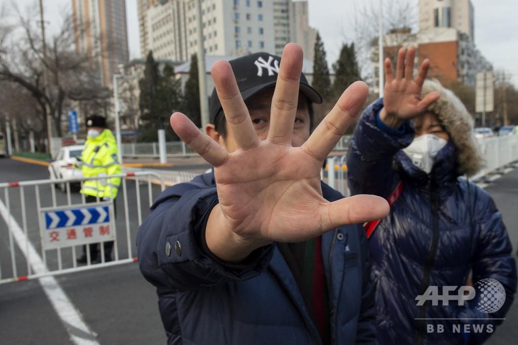 駐中の外国人記者ら、取材環境の悪化指摘 尾行や盗聴の例も