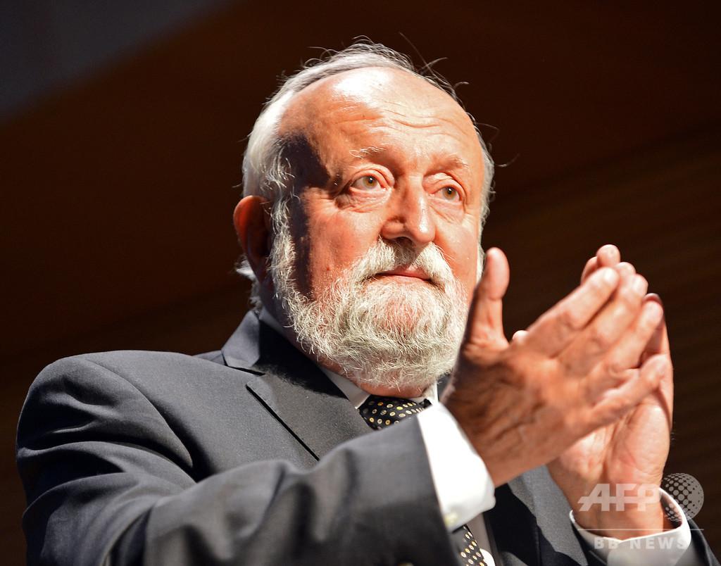 ポーランドの作曲家クシシュトフ・ペンデレツキ氏が死去、86歳
