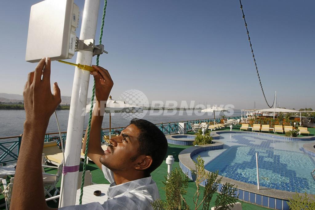 海底ケーブルが損傷、中東・南アジアでネット障害