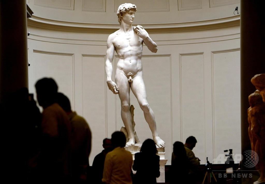伊フィレンツェで地震頻発、「ダビデ像」損傷の恐れで緊急対策
