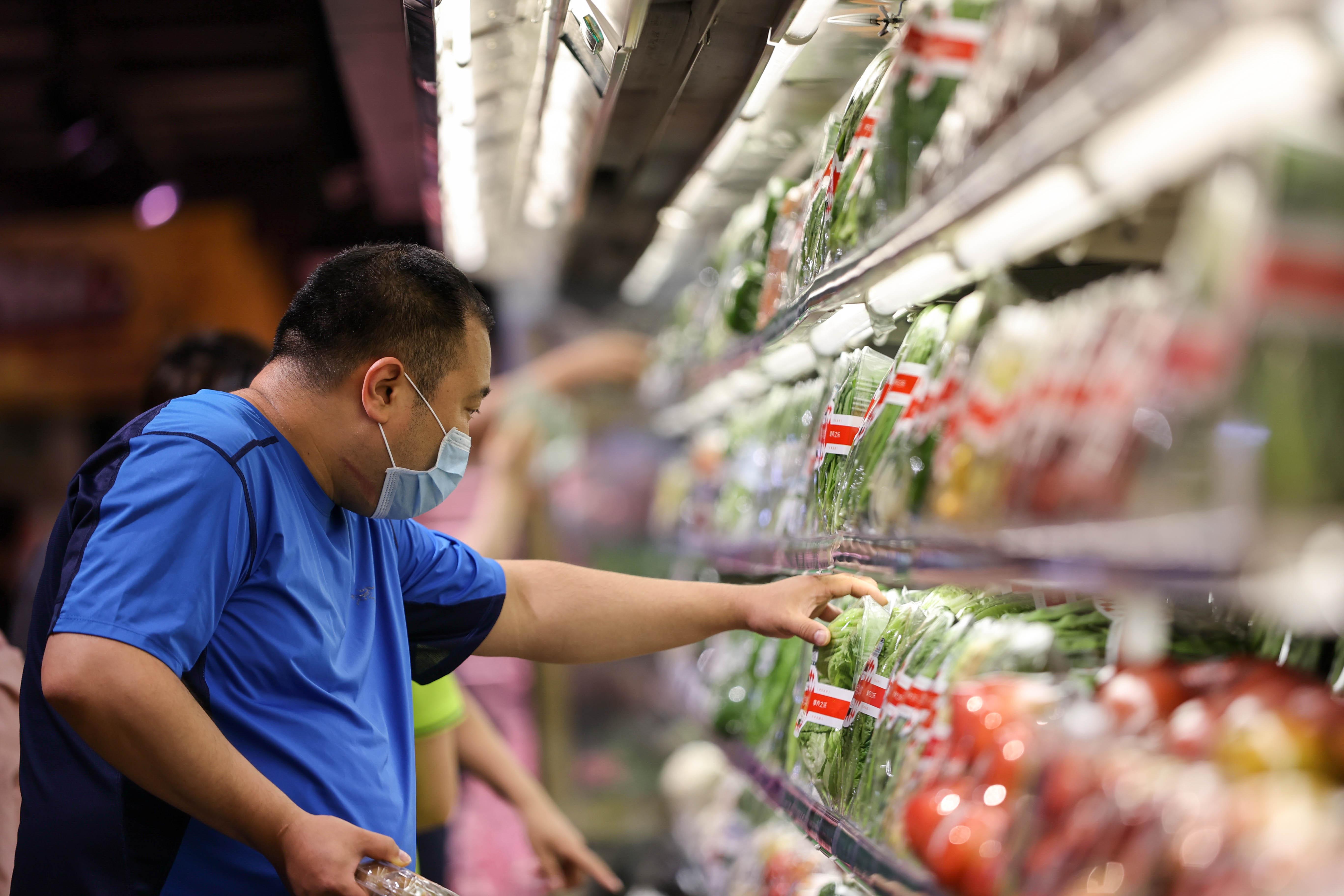 中国の8月主要経済指標、複数が今年初のプラス転換に