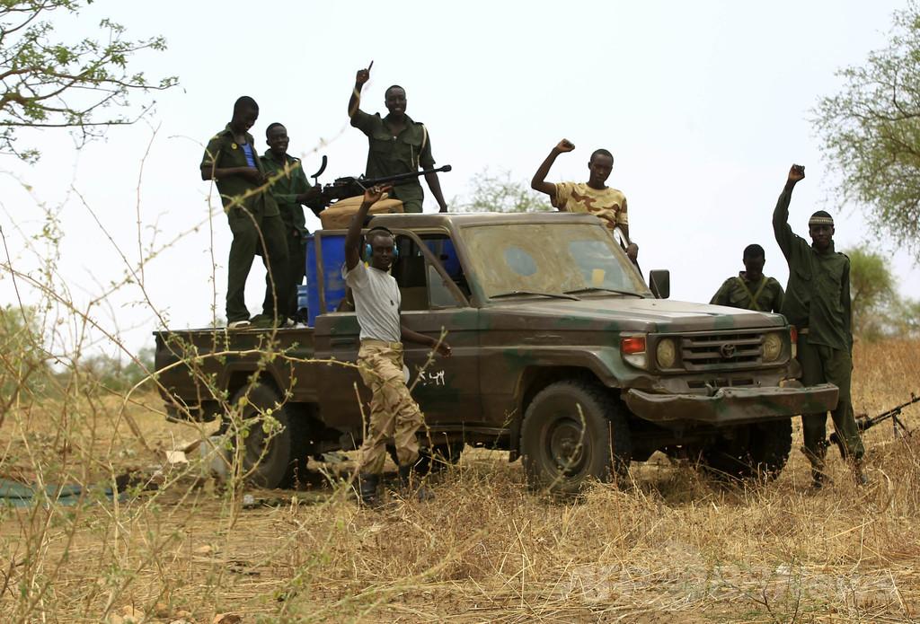 入院患者をベッドで処刑…南スーダン内戦の惨状、MSFが訴え