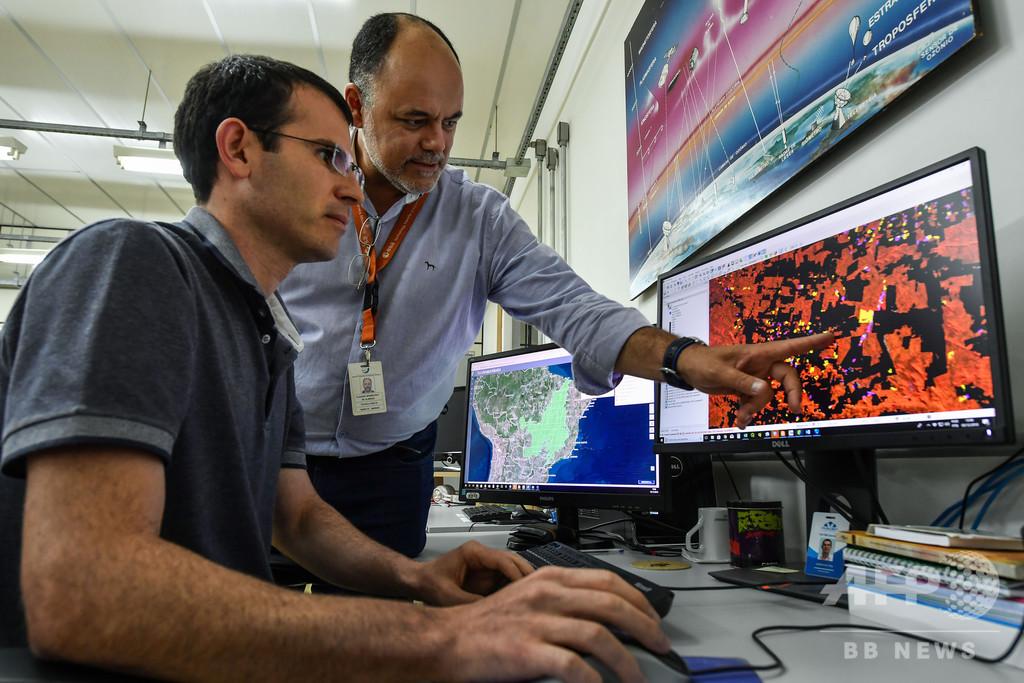 宇宙からアマゾンの森林を見守る、ブラジルが進める衛星監視システム