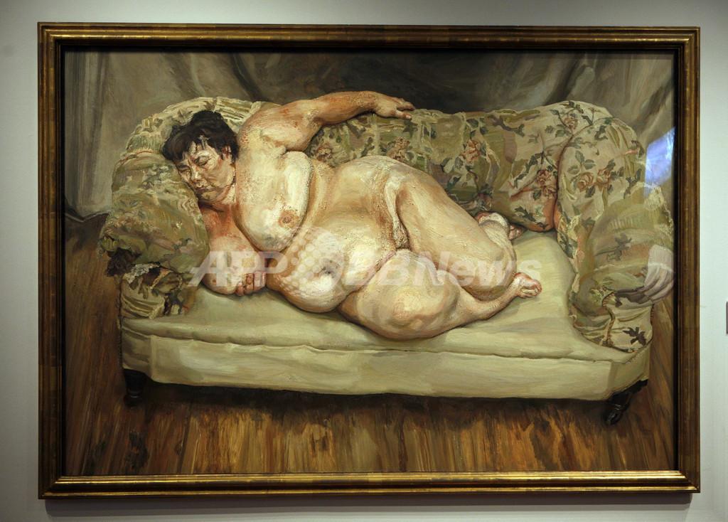 英国の現代画家ルシアン・フロイド氏が死去、88歳