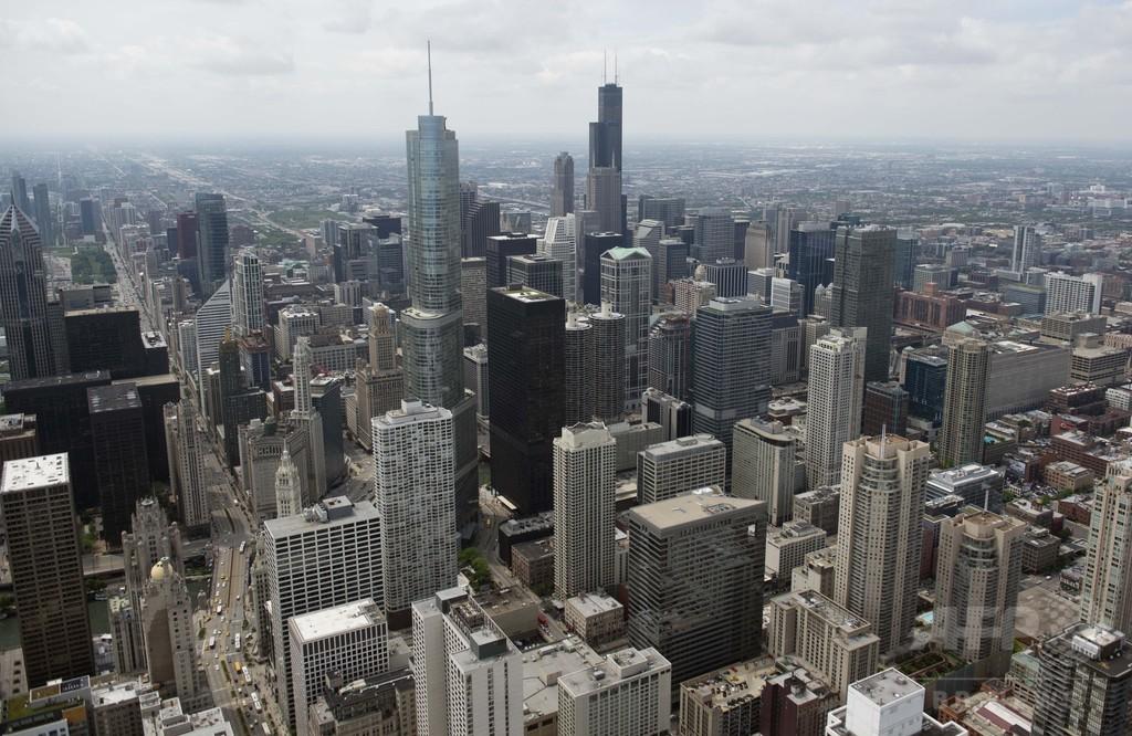 ギャング抗争あおるSNS交流、殺人都市シカゴで