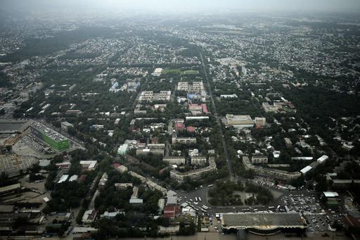カザフスタンで複数の攻撃、警察官らが死亡 内務省発表