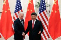 防空圏は「重大な懸念」と米副大統領、中国に「緊張緩和措置」求める