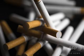 たばこ試験で不正か 仏団体、JT子会社などを告発