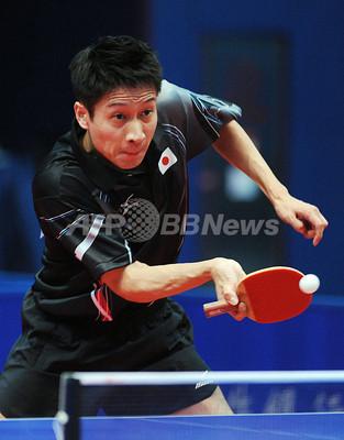 日本 卓球男子団体で2位に、東ア...