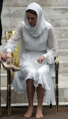 英キャサリン妃のトップレス写真、仏誌が掲載 夫妻... 英キャサリン妃のトップレス写真、仏誌が掲