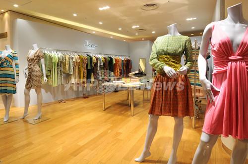 <New Shop>セレブ御用達「イッサ ロンドン」世界初のショップが銀座に