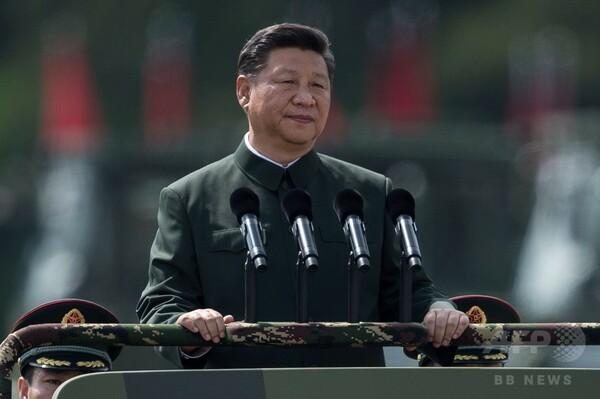 中国の習主席、党に忠実な「世界一流」の軍隊が必要