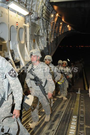 イラク駐留米軍の任務、撤退後は民間要員倍増で補完 米計画