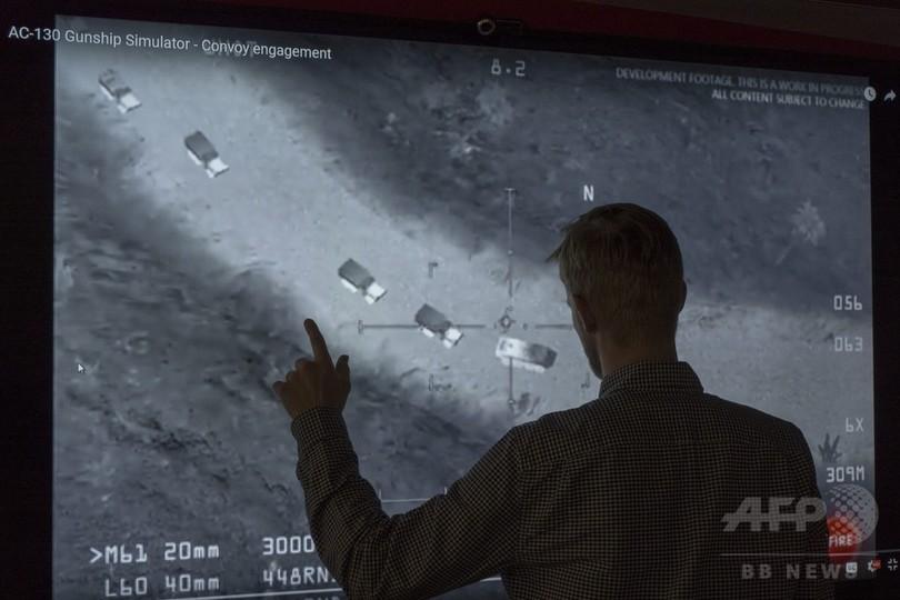 ロ国防省、米IS支援の「証拠」としてゲーム画像投稿 指摘で削除