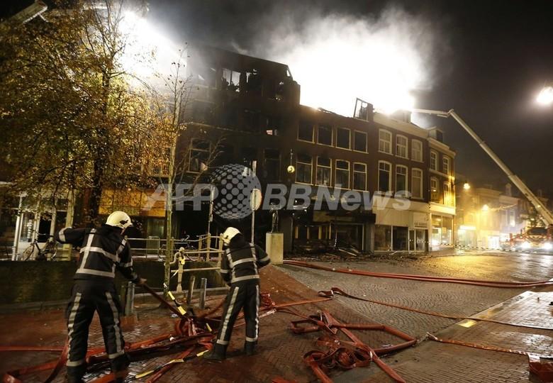 美人女スパイ、マタ・ハリの生家焼失 オランダ