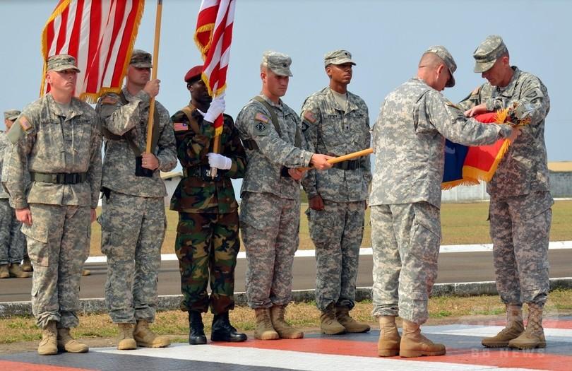 米国、駐リベリア米軍のエボラ対策任務を終了へ