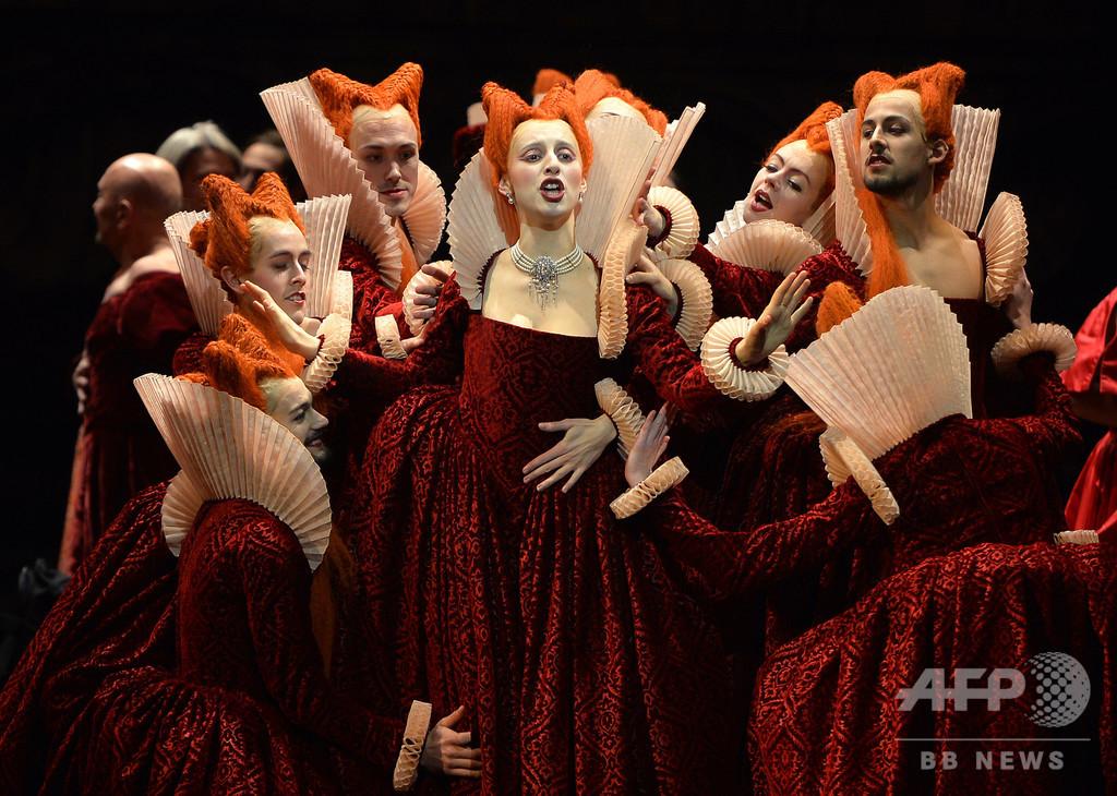 仏オペラ歌手、業界セクハラ「沈黙のおきて」破る 本番中の被害告発