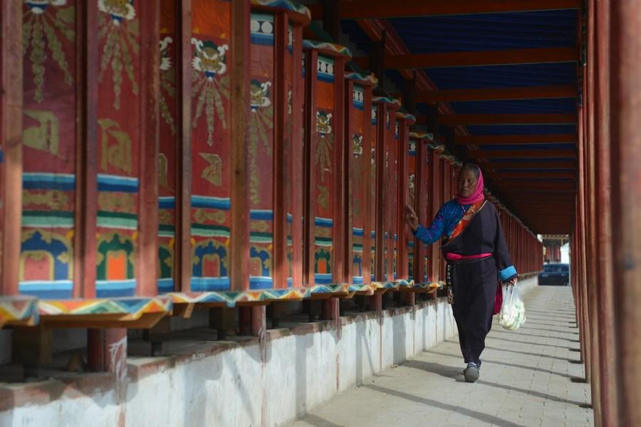 青海省黄南チベット族自治州、無形文化遺産保護の取り組みさらに強化へ