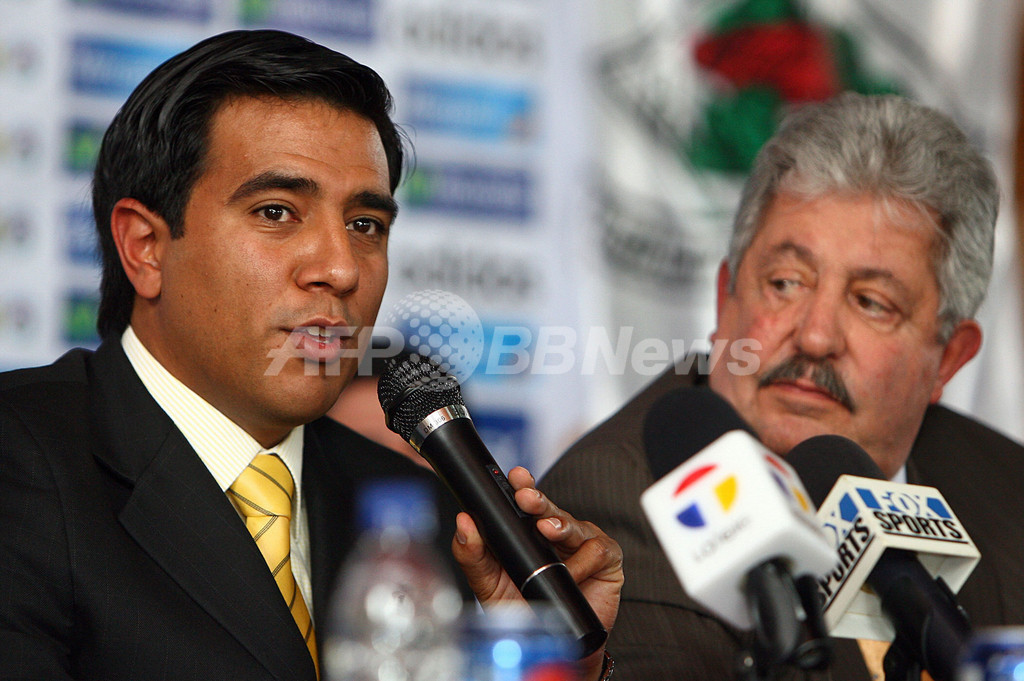 ベネズエラ代表監督にファリアス氏が就任