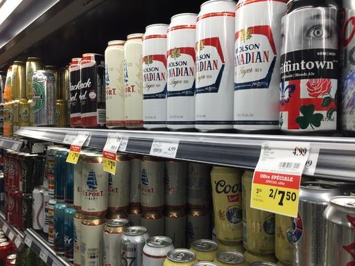 カナダのクラフトビール醸造業者、缶不足に直面 アルミへの報復関税で
