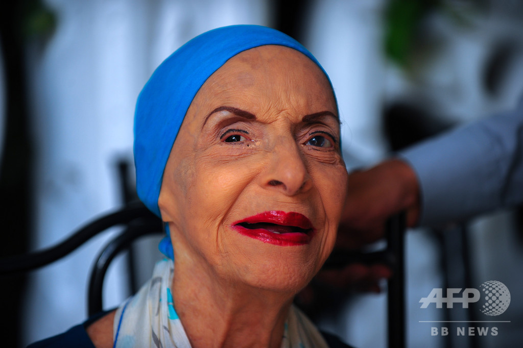キューバの伝説的バレリーナ、アリシア・アロンソさん死去 98歳
