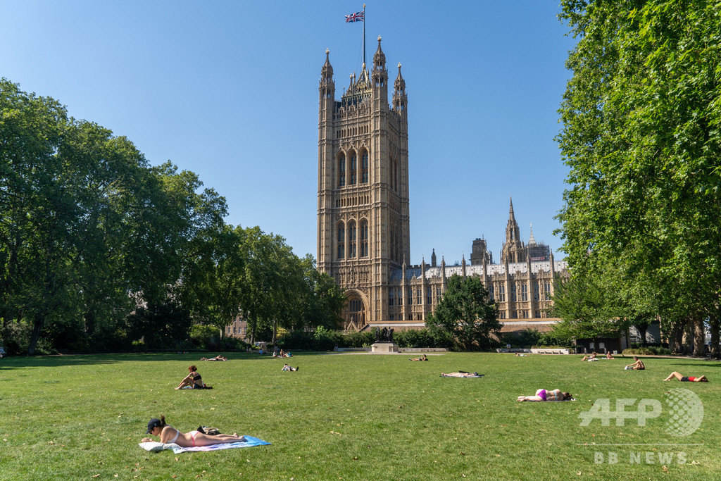 英警察、元閣僚の保守党下院議員を逮捕 議会職員へのレイプ容疑で