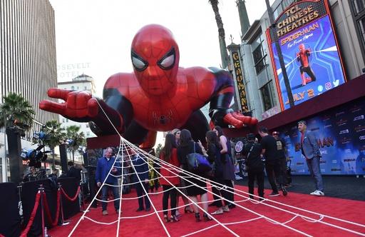 スパイダーマンがMCUから消える? マーベル親会社ディズニーとソニー交渉決裂