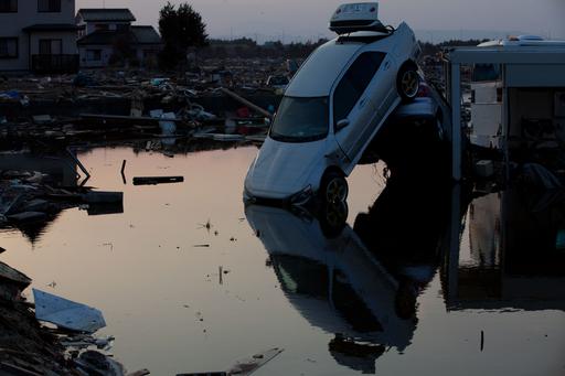 東北で大規模地震の可能性、地震学者が指摘していた