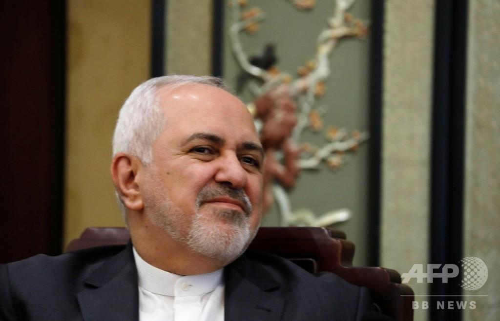 イラン外相が辞任表明 公式インスタに投稿