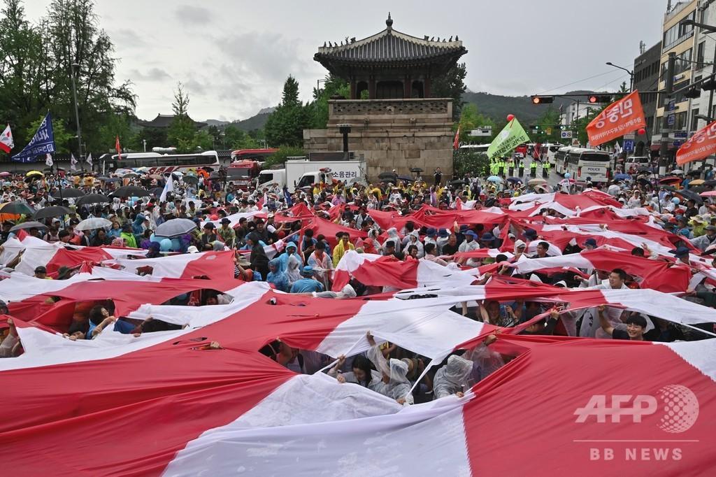 東京五輪で旭日旗禁止を 韓国、IOCに要請
