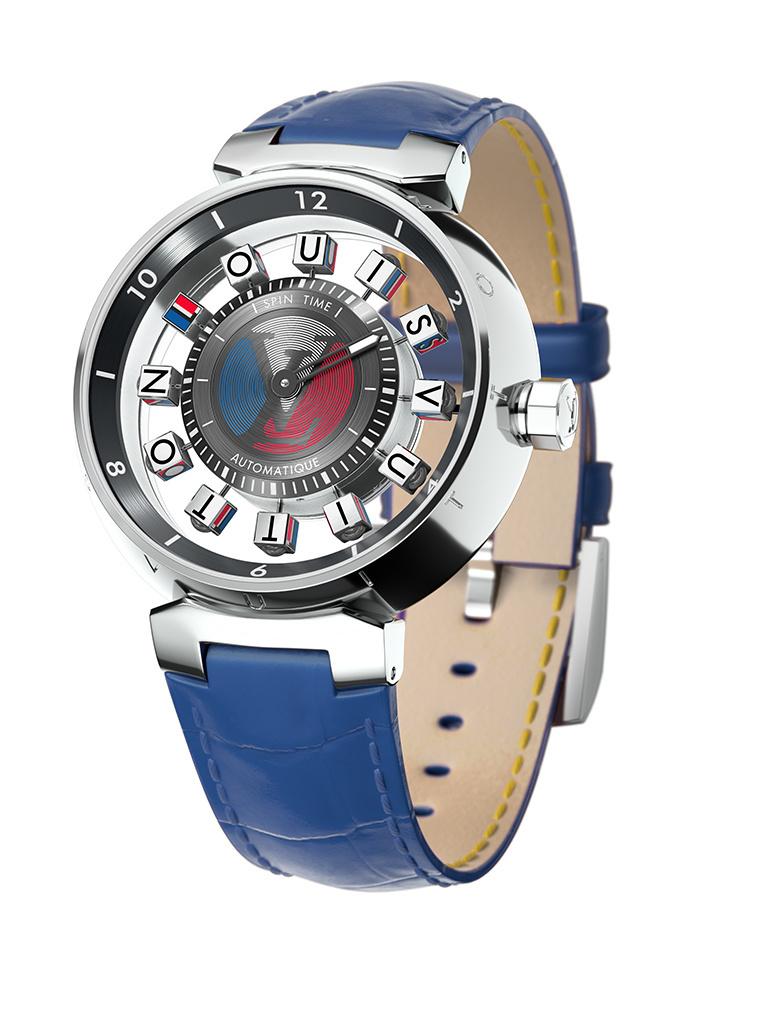 <美しい時計>第3回 「ルイ・ヴィトン」 見る人を虜にする独創的な仕掛け